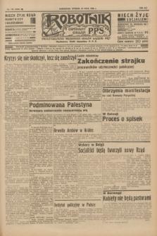 Robotnik : centralny organ P.P.S. R.41 [i.e.42], nr 173 (26 maja 1936) = nr 6656