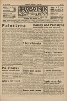 Robotnik : centralny organ P.P.S. R.41 [i.e.42], nr 175 (28 maja 1936) = nr 6658