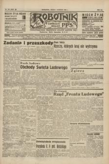 Robotnik : centralny organ P.P.S. R.41 [i.e.42], nr 180 (3 czerwca 1936) = nr 6663