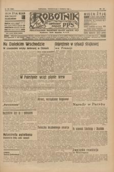 Robotnik : centralny organ P.P.S. R.41 [i.e.42], nr 185 (8 czerwca 1936) = nr 6668