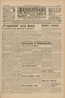 Robotnik : centralny organ P.P.S. R.41 [i.e.42], nr 186 (9 czerwca 1936) = nr 6669