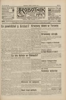 Robotnik : centralny organ P.P.S. R.41 [i.e.42], nr 187 (10 czerwca 1936) = nr 6670
