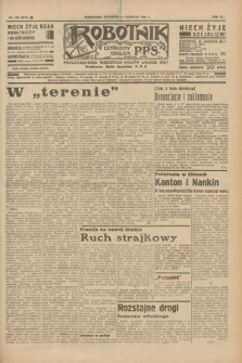 Robotnik : centralny organ P.P.S. R.41 [i.e.42], nr 188 (11 czerwca 1936) = nr 6671