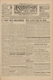 Robotnik : centralny organ P.P.S. R.41 [i.e.42], nr 189 (12 czerwca 1936) = nr 6672