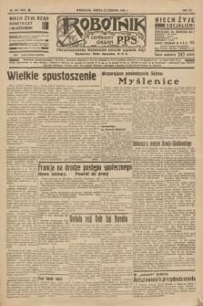 Robotnik : centralny organ P.P.S. R.41 [i.e.42], nr 204 (27 czerwca 1936) = nr 6687
