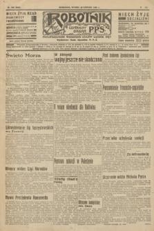 Robotnik : centralny organ P.P.S. R.41 [i.e.42], nr 206 (30 czerwca 1936) = nr 6689