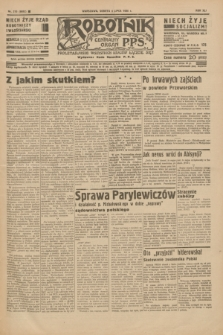 Robotnik : centralny organ P.P.S. R.41 [i.e.42], nr 210 (4 lipca 1936) = nr 6693