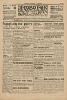 Robotnik : centralny organ P.P.S. R.41 [i.e.42], nr 213 (6 lipca 1936) = nr 6696