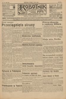 Robotnik : centralny organ P.P.S. R.41 [i.e.42], nr 214 (7 lipca 1936) = nr 6697