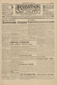 Robotnik : centralny organ P.P.S. R.41 [i.e.42], nr 223 (15 lipca 1936) = nr 6707