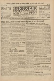 Robotnik : centralny organ P.P.S. R.41 [i.e.42], nr 228 (19 lipca 1936) = nr 6712