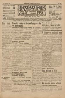 Robotnik : centralny organ P.P.S. R.41 [i.e.42], nr 230 (21 lipca 1936) = nr 6714