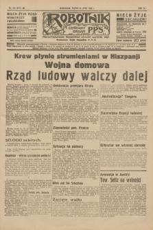Robotnik : centralny organ P.P.S. R.41 [i.e.42], nr 233 (24 lipca 1936) = nr 6717