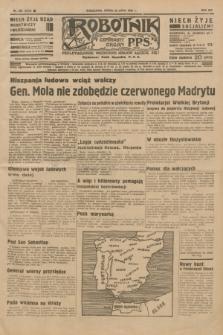 Robotnik : centralny organ P.P.S. R.41 [i.e.42], nr 239 (29 lipca 1936) = nr 6723