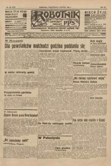 Robotnik : centralny organ P.P.S. R.41 [i.e.42], nr 244 (3 sierpnia 1936) = nr 6728
