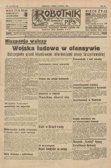 Robotnik : centralny organ P.P.S. R.41 [i.e.42], nr 245 (4 sierpnia 1936) = nr 6729