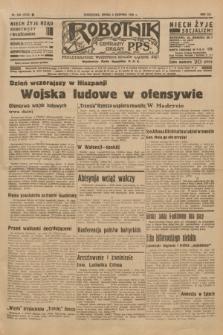 Robotnik : centralny organ P.P.S. R.41 [i.e.42], nr 246 (5 sierpnia 1936) = nr 6730
