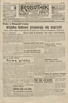 Robotnik : centralny organ P.P.S. R.41 [i.e.42], nr 248 (7 sierpnia 1936) = nr 6732