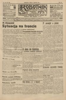 Robotnik : centralny organ P.P.S. R.41 [i.e.42], nr 259 (19 sierpnia 1936) = nr 6743
