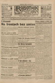 Robotnik : centralny organ P.P.S. R.41 [i.e.42], nr 267 (26 sierpnia 1936) = nr 6751