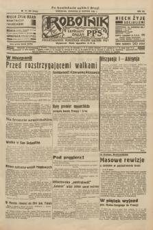 Robotnik : centralny organ P.P.S. R.41 [i.e.42], nr 269 (27 sierpnia 1936) = nr 6753 (po konfiskacie nakład drugi)