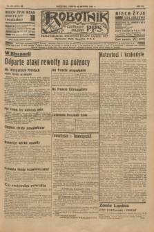 Robotnik : centralny organ P.P.S. R.41 [i.e.42], nr 271 (29 sierpnia 1936) = nr 6755