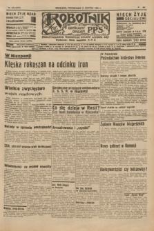 Robotnik : centralny organ P.P.S. R.41 [i.e.42], nr 273 (31 sierpnia 1936) = nr 6757