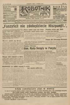 Robotnik : centralny organ P.P.S. R.41 [i.e.42], nr 275 (2 września 1936) = nr 6759