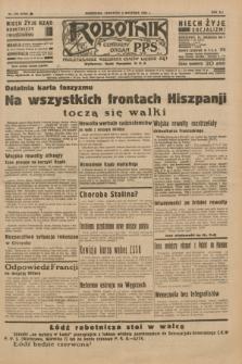 Robotnik : centralny organ P.P.S. R.41 [i.e.42], nr 276 (3 września 1936) = nr 6760