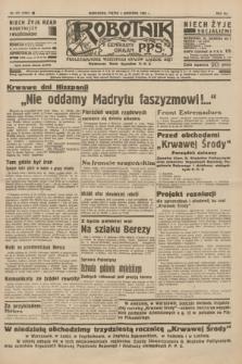Robotnik : centralny organ P.P.S. R.41 [i.e.42], nr 277 (4 września 1936) = nr 6761