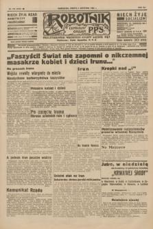 Robotnik : centralny organ P.P.S. R.41 [i.e.42], nr 278 (5 września 1936) = nr 6762