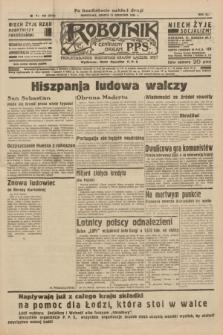 Robotnik : centralny organ P.P.S. R.41 [i.e.42], nr 286 (12 września 1936) = nr 6770 (po konfiskacie nakład drugi)