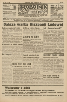 Robotnik : centralny organ P.P.S. R.41 [i.e.42], nr 290 (16 września 1936) = nr 6774