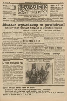 Robotnik : centralny organ P.P.S. R.41 [i.e.42], nr 293 (19 września 1936) = nr 6777