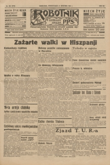 Robotnik : centralny organ P.P.S. R.41 [i.e.42], nr 295 (21 września 1936) = nr 6779