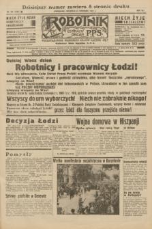 Robotnik : centralny organ P.P.S. R.41 [i.e.42], nr 301 (27 września 1936) = nr 6785