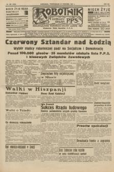 Robotnik : centralny organ P.P.S. R.41 [i.e.42], nr 302 (28 września 1936) = nr 6786