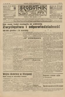 Robotnik : centralny organ P.P.S. R.41 [i.e.42], nr 303 (29 września 1936) = nr 6787