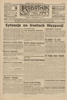 Robotnik : centralny organ P.P.S. R.41 [i.e.42], nr 306 (2 października 1936) = nr 6790