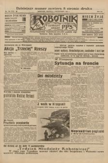 Robotnik : centralny organ P.P.S. R.41 [i.e.42], nr 308 (4 października 1936) = nr 6792