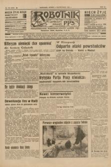 Robotnik : centralny organ P.P.S. R.41 [i.e.42], nr 310 (6 października 1936) = nr 6794