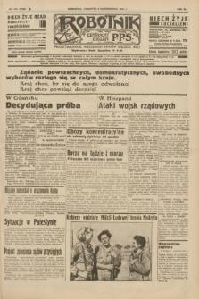 Robotnik : centralny organ P.P.S. R.41 [i.e.42], nr 312 (8 października 1936) = nr 6796