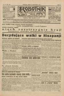Robotnik : centralny organ P.P.S. R.41 [i.e.42], nr 314 (10 października 1936) = nr 6798