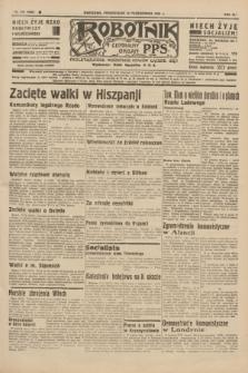 Robotnik : centralny organ P.P.S. R.41 [i.e.42], nr 316 (12 października 1936) = nr 6800