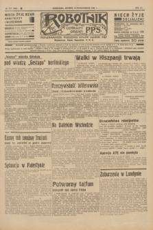 Robotnik : centralny organ P.P.S. R.41 [i.e.42], nr 317 (13 października 1936) = nr 6801