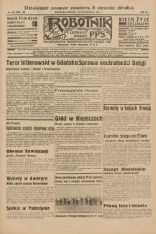 Robotnik : centralny organ P.P.S. R.41 [i.e.42], nr 323 (18 października 1936) = nr 6807