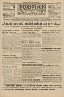 Robotnik : centralny organ P.P.S. R.41 [i.e.42], nr 326 (21 października 1936) = nr 6810