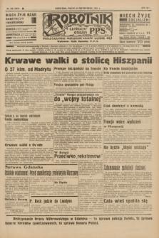 Robotnik : centralny organ P.P.S. R.41 [i.e.42], nr 328 (23 października 1936) = nr 6812