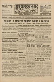 Robotnik : centralny organ P.P.S. R.41 [i.e.42], nr 329 (24 października 1936) = nr 6813
