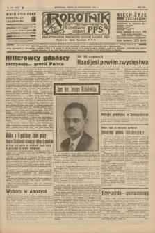 Robotnik : centralny organ P.P.S. R.41 [i.e.42], nr 335 (30 października 1936) = nr 6819